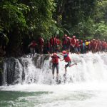 Petualangan Body Rafting Di Citumang