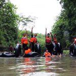 Serunya River Tubing Curug Bojong