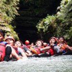 serunya river tubing santirah